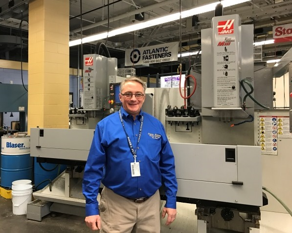 Art Howe Machine Tech dept head