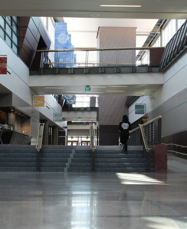 Putnam Vocational Technical Academy atrium